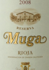 Muga Reserva 2008 - Rotwein aus Spanien