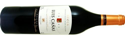 Luis Canas Reserva Familia