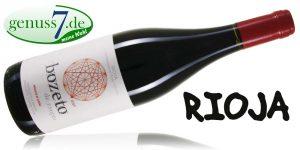 Rioja Rotwein Geheimtipp